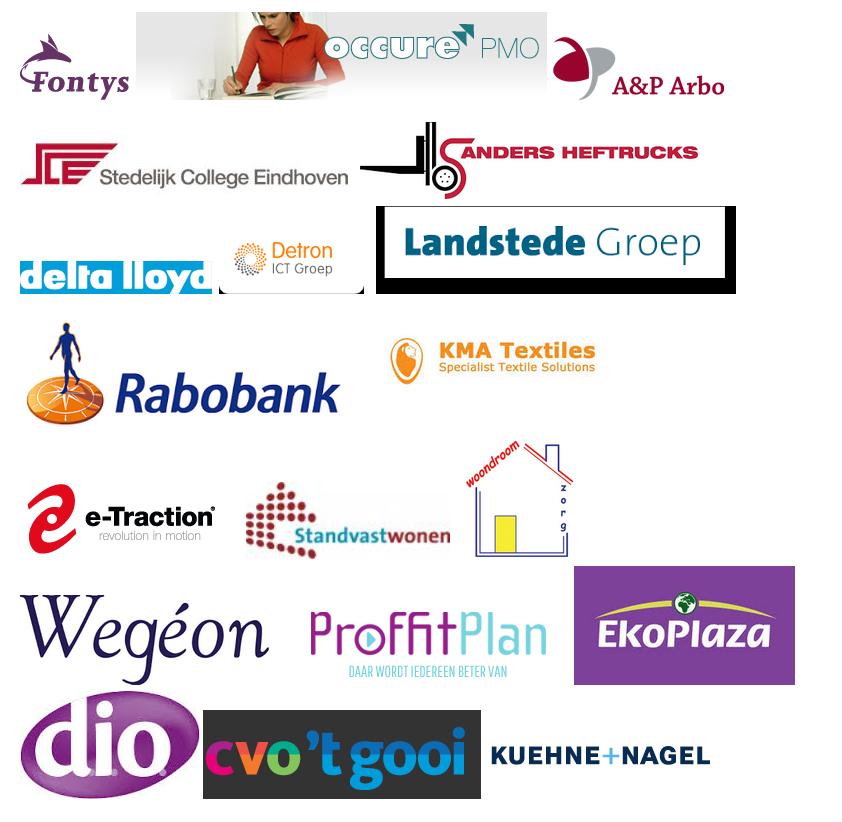 logo's referenties